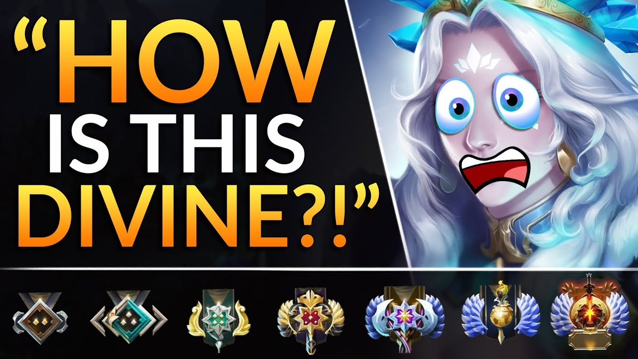 GUESS THE RANK - BOOSTED OR NOT? - Pro Immortal Coach Gameplay Review   Dota 2 Guide