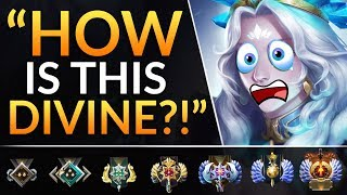 GUESS THE RANK - BOOSTED OR NOT? - Pro Immortal Coach Gameplay Review | Dota 2 Guide