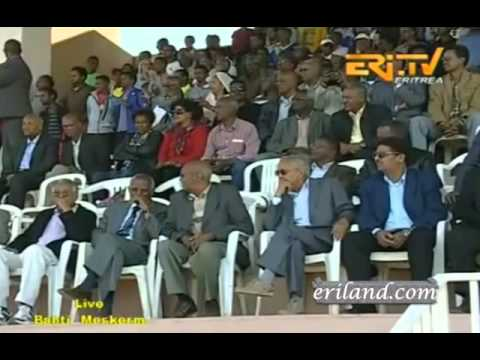 Asmara Hero's Welcome for Eritrean Athletes Beijing 2015