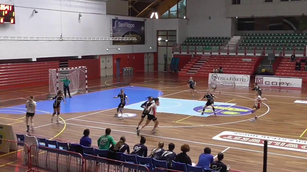 Serie A1F [4^]: Brescia-Dossobuono 25-26