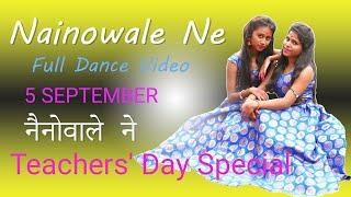 Nainowale Ne Cover Dance I नैनोवाले न I Full Dance Song I Padmaavat |