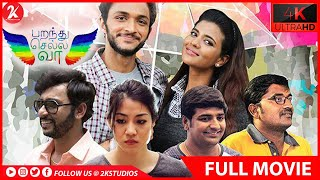 Parandhu Sella Vaa 4K Tamil Full Movie  Aishwarya Rajesh  Romance Comedy