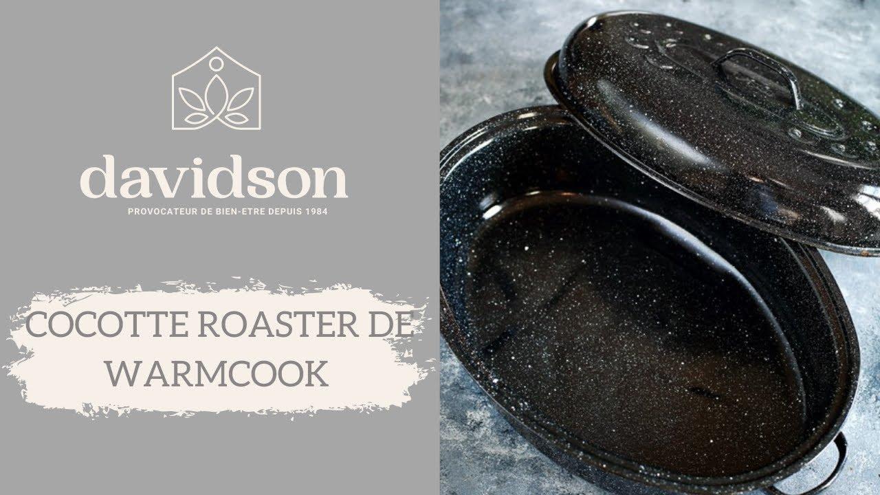 demonstration cocotte roaster de warmcook