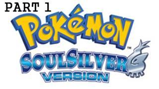 Pokemon Soul Silver Walkthrough Part 1 (Let