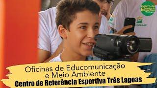 Oficinas de Educomunicação, meio ambiente e ecoclubes ODS