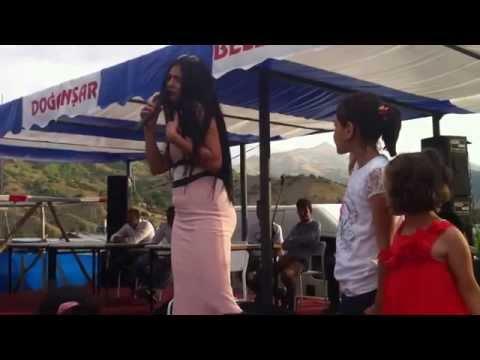 Sivas doğansar festivali 2014 Aslı şahin