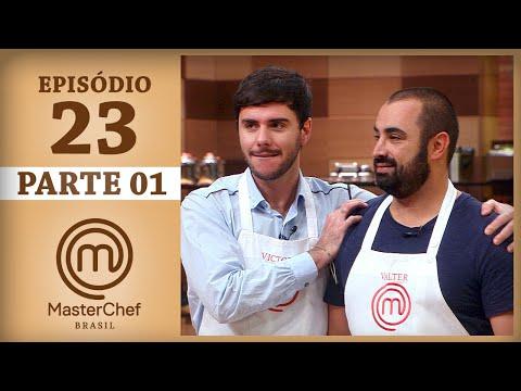 MASTERCHEF BRASIL (08/08/2017) | PARTE 1 | EP 23 | TEMP 04