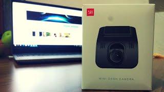 Xioami Yi Mini Araç Kamerası İncelemesi / Yi Mini Dash Camera Unboxing & Review