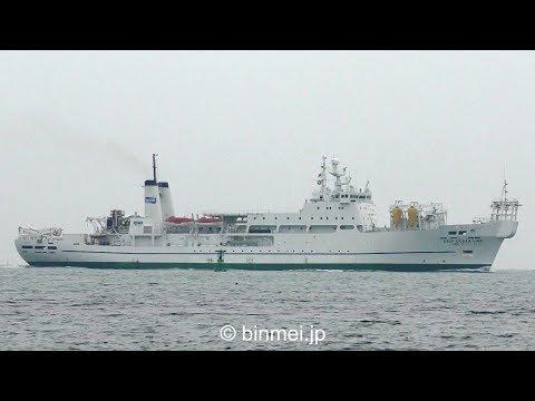 KDDI OCEAN LINK - KDDI cable layer ship - 2017