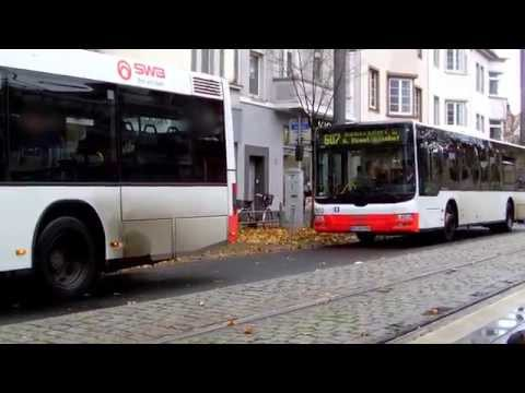 SWB Bus in Bonn