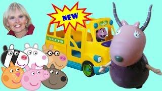 "♥♥ Peppa Pig ""Class Trip"""