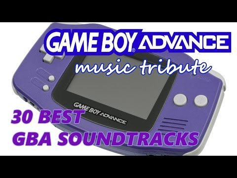 30 Best GBA Soundtracks - Game Boy Advance Music Tribute