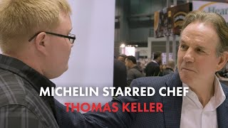 Chef Thomas Keller Cookbook Signing at the National Restaurant Association Show 2019