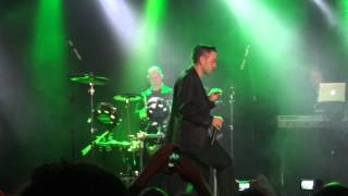And One - Stand The Pain (Barcelona 15-9-2012) HD