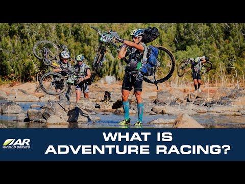 WHAT IS ADVENTURE RACING?