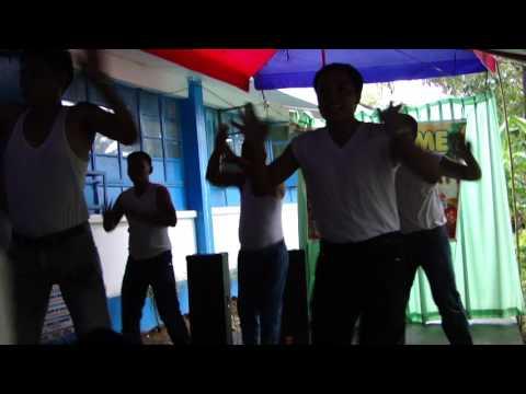 SUPT LITO CABAMONGAN Dance Group Cha Cha Cha