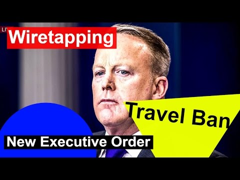 LIVE STREAM: Sean Spicer Briefing Press Conference Trump Press Secretary [Audio Only] 3-6-17
