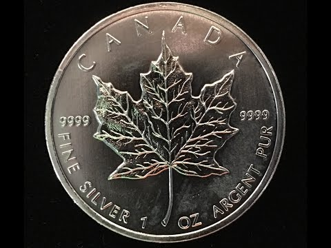 Canada 2011  5 Dollar Maple Leaf