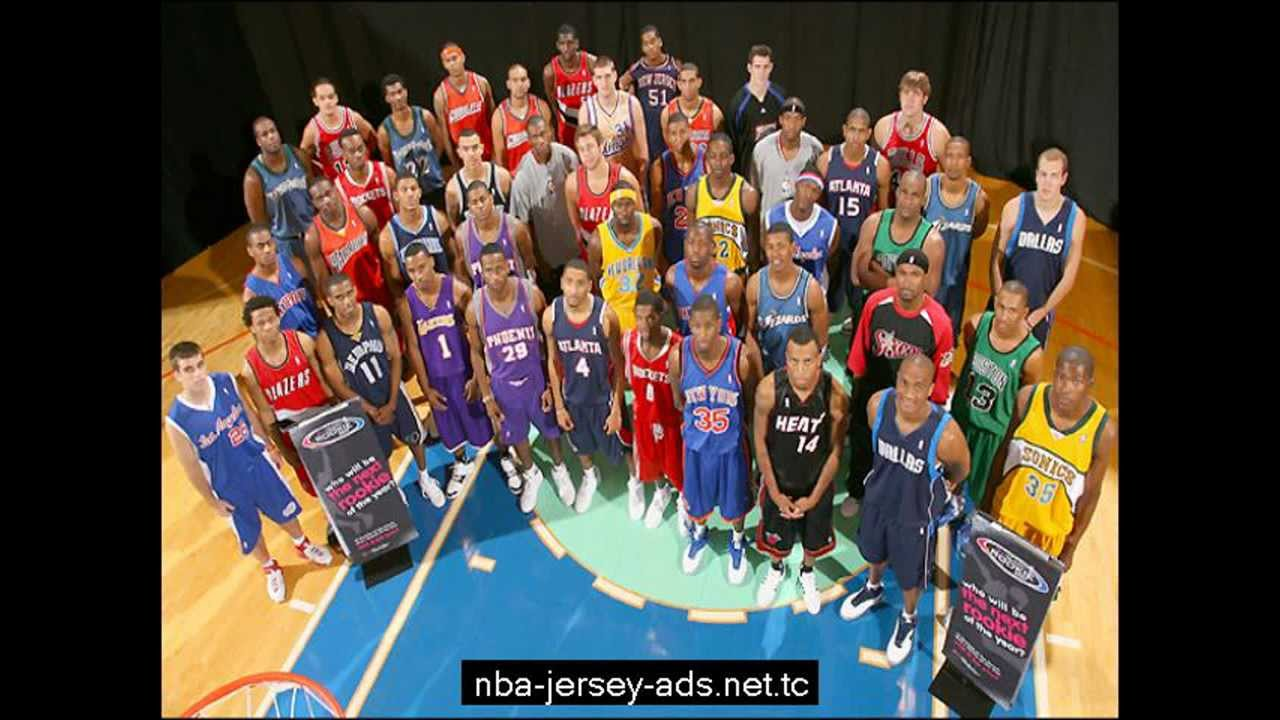 Are ads on NBA jerseys next? - YouTube