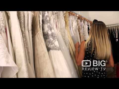 Red Pearl Couture, a Bridal Shop in Adelaide for Bridal Dresses or for Formal Wear