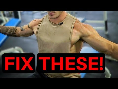 5 Most Common Chest Training Mistakes (FIX THESE!)