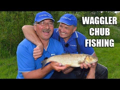 Cadence Fishing TV: Chub fishing on the Waggler at Stonebridge Lakes
