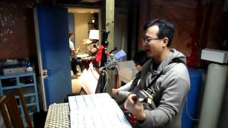 Basement Band Practice (Let It Be), Thomas Lee (guitar) Jeff Lee (keyboard) Kevin Choi (drum)