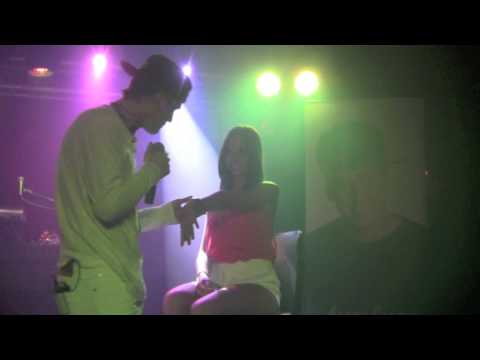Aaron Carter Performs I'm All About You in Jacksonville, FL