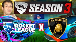 ROCKET LEAGUE X LAMBORGHINI - ROCKET LEAGUE SEASON 3 - SE I VIDEOGIOCHI PARLASSERO - Ale Vanoni