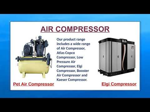 Trader of Reciprocating Air Compressor | JMD Air Technologies