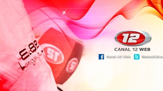 Emisión en directo de Canal 12 Web