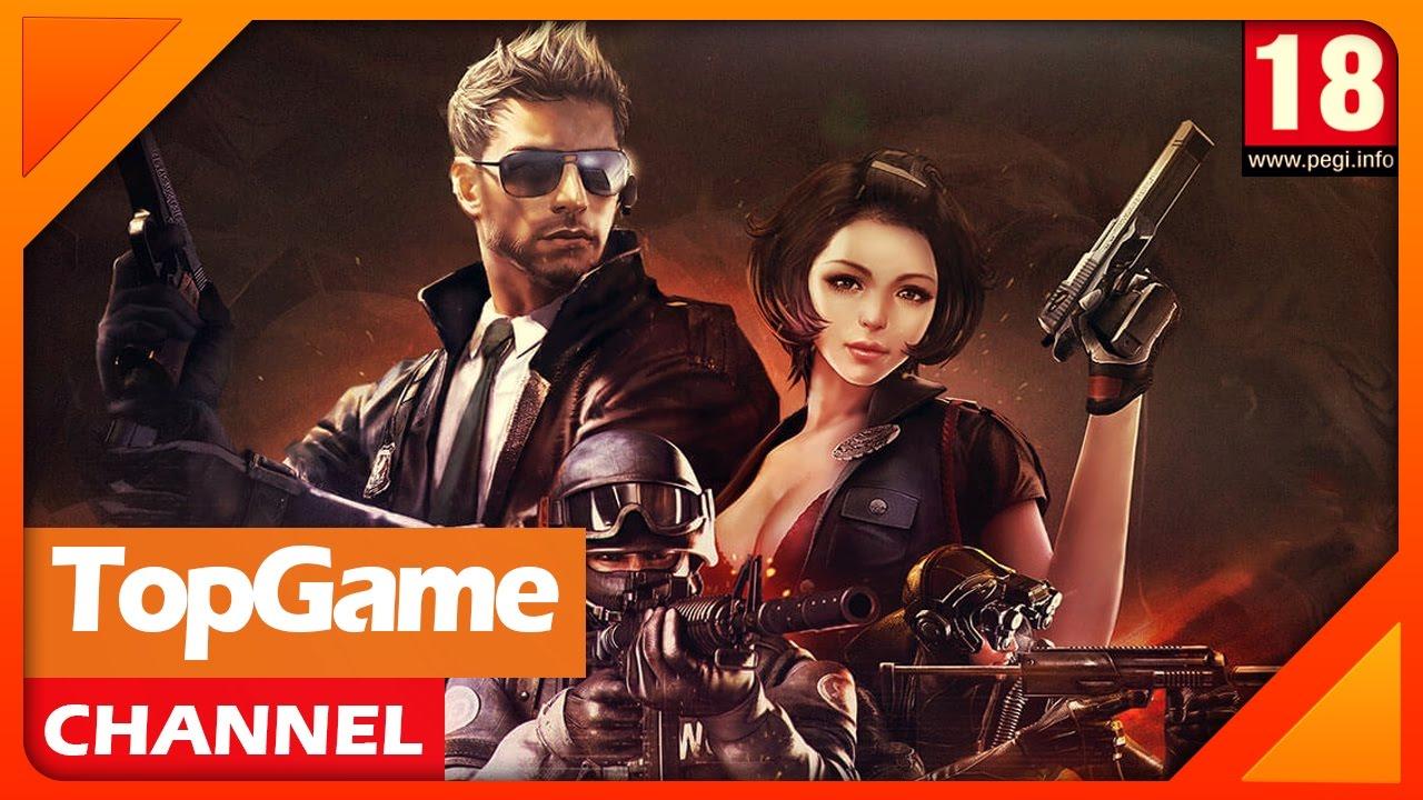 [Topgame] Top 10 game bắn súng miễn phí ấn tượng đầu 2017 | Android-IOS