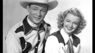 Red River Valley (1954) - Roy Rogers and Dale Evans w/ The Mellomen