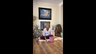 Mally Paquette Sound Healing, Yoga and Words of Wisdom