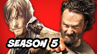 Walking Dead Season 5 Spin Off Series Pilot and Daryl Dixon Preview