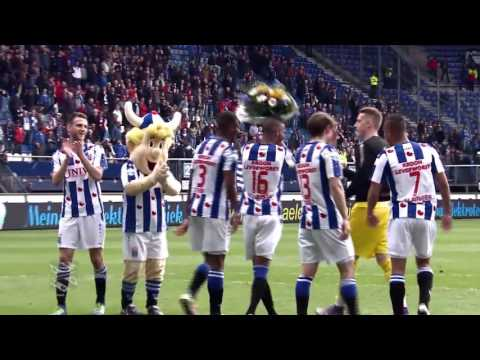 This is football/the eredivisie way