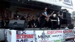 Funtastic Band - ILUSI (extrem Mild in Medan).wmv