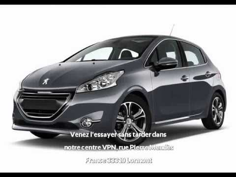 peugeot 208 1 2 vti82 puretech style 5p gps vendre bordeaux chez vpn autos youtube. Black Bedroom Furniture Sets. Home Design Ideas