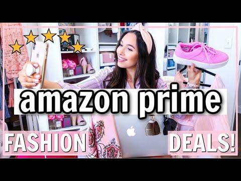 AMAZON PRIME FAVORITES! FASHION ESSENTIALS ON AMAZON! | Alexandra Beuter
