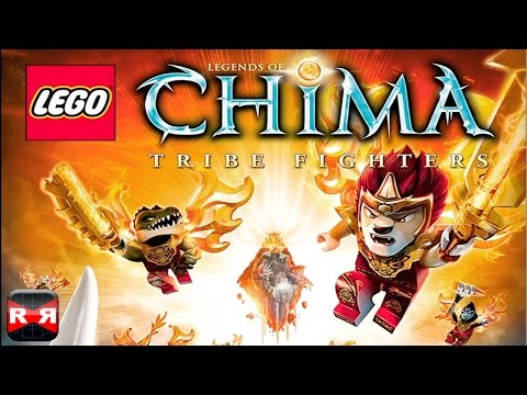 Lego Legends of Chima: Tribe Fighters (By Warner Bros) - iOS - iPhone/iPad/iPod Touch Gameplay