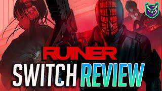 Ruiner Nintendo Switch Review-Devolver Digital with another WINNER? (Video Game Video Review)