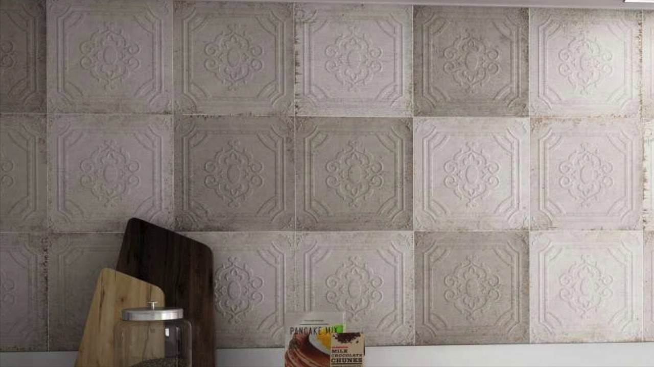 castillo tiles 3d texture tiles tons of tiles youtube. Black Bedroom Furniture Sets. Home Design Ideas