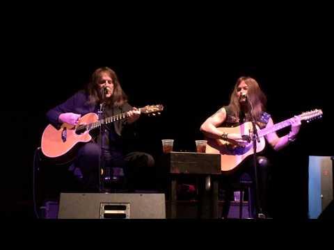 "Don Dokken & Mark Boals ""Dream Warriors"" (Acoustic) 3/19/15"