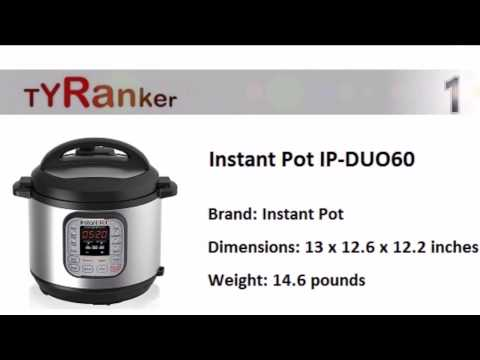 Best Pressure Cookers 2017