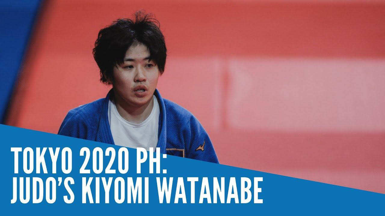 TOKYO 2020 PH: Judo's Kiyomi Watanabe.