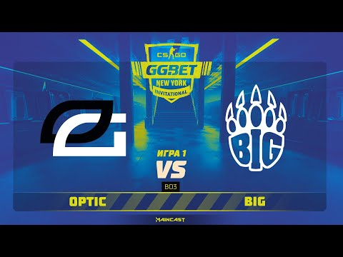 OpTic Gaming vs BIG vod