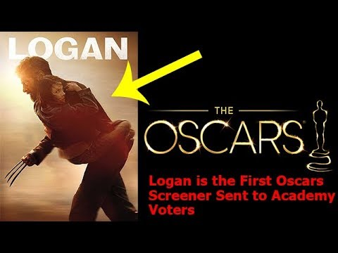 Logan is the First Oscar Screener Sent to Academy Voters