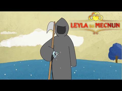 Ölüm'ün Geldiği Bölüm Özel Anlar   Leyla ile Mecnun