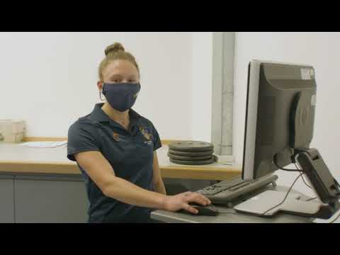 Play video: Sport and Exercise Science Facilities Tour   University of Surrey