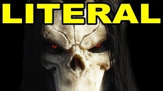 Repeat youtube video LITERAL Darksiders 2 Trailer
